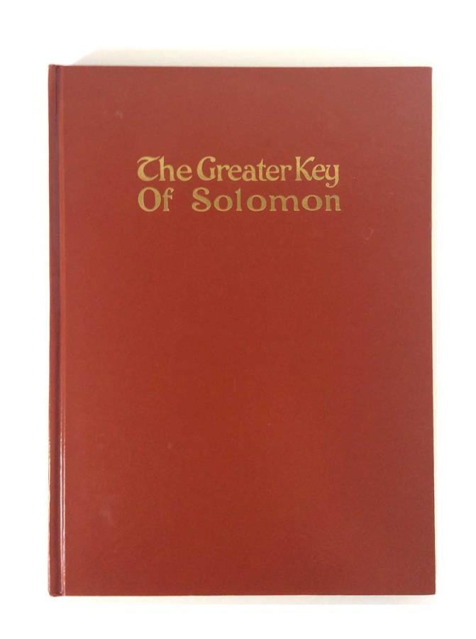 Greater Key of Solomon, The