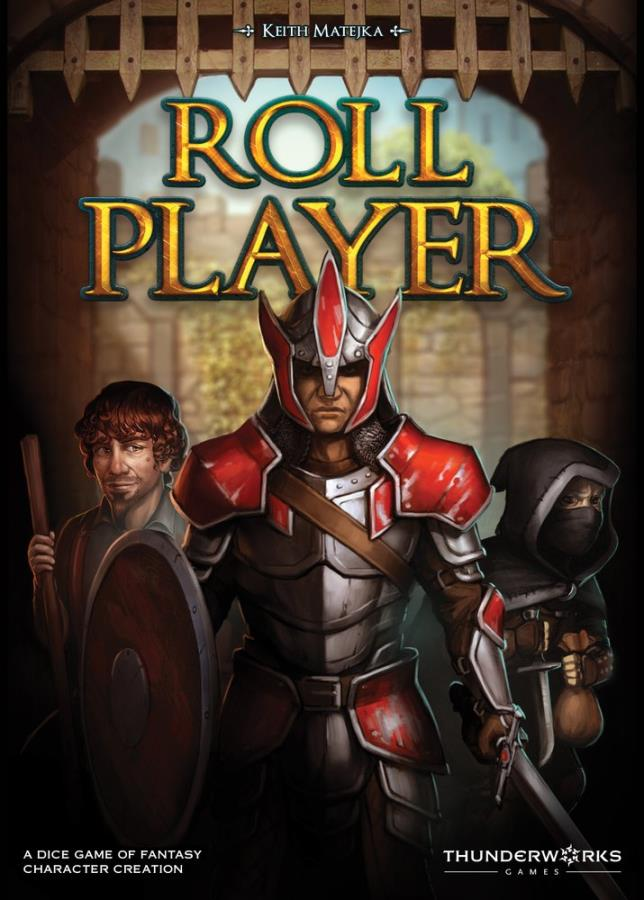 Roll Player game box cover