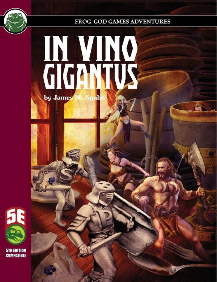 In Vino Gigantus (5e)