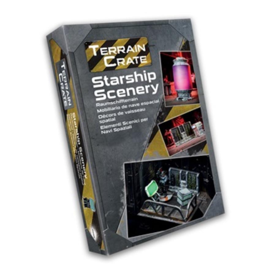 Starship Scenery - Terrain 28mm - Noble Knight Games