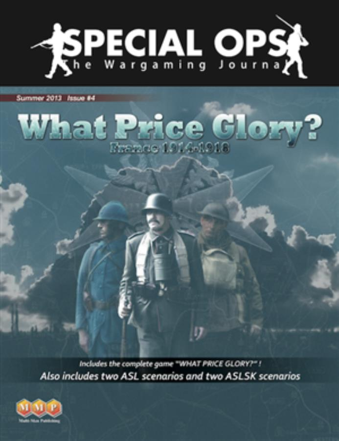 What Price Glory? board game
