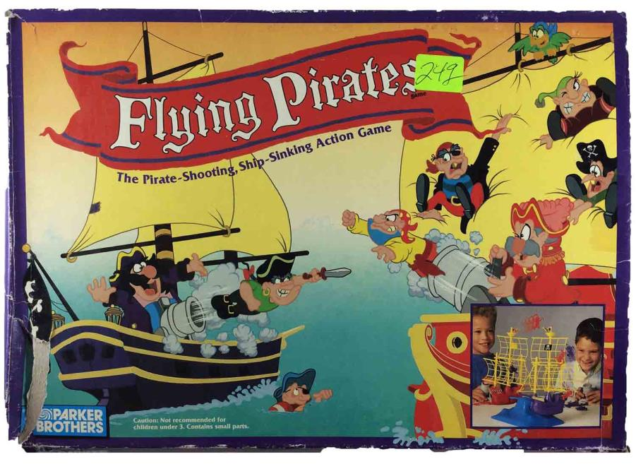 Flying Pirates - Boardgame - Noble Knight Games