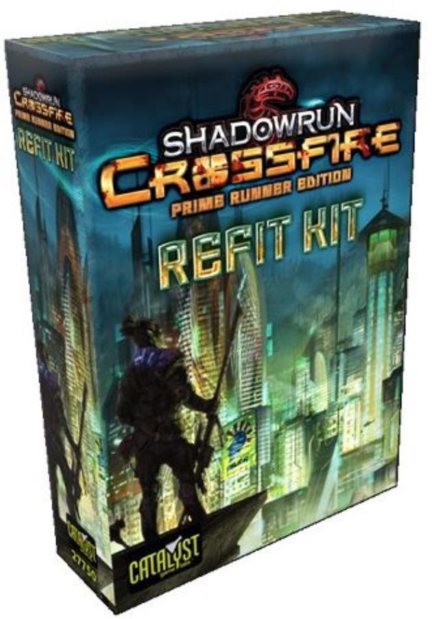 Shadowrun Crossfire - Refit Kit