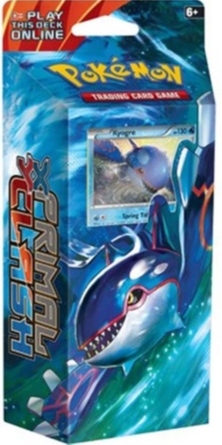 XY - Primal Clash Theme Deck, Ocean's Core - Theme Deck XY