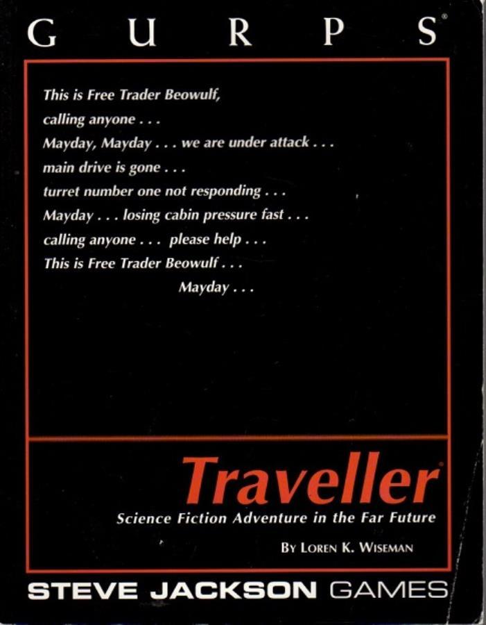 Image - GURPS Traveller