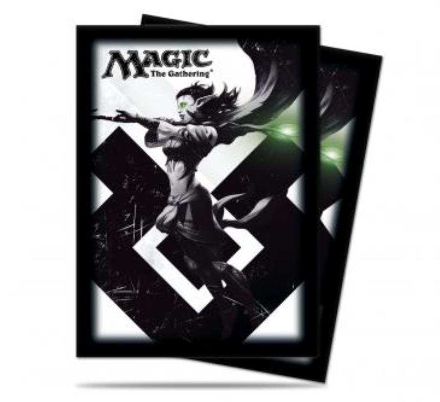 80 DECK PROTECTOR SLEEVES Nissa MTG MAGIC Origins Ultra Pro