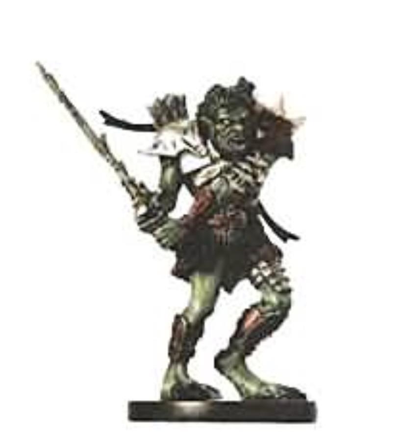 War Troll D D Mini War Drums Noble Knight Games