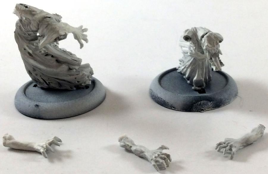 Gaki Wyrd Miniatures Malifaux Resurrectionists