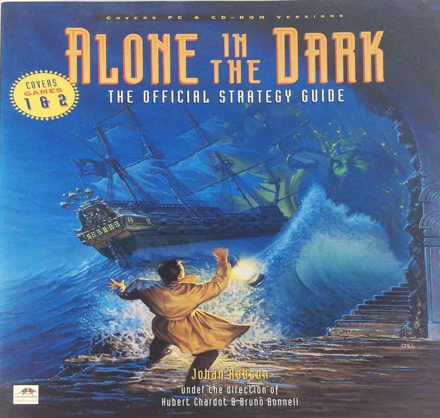 Alone In The Dark 1 2 The Official Strategy Guide Book