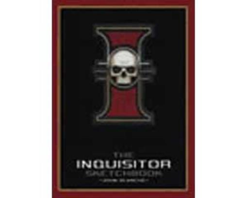 tienda de venta GW inquisidor inquisidor cuaderno de bocetos, el el el SC Casi Nuevo  Disfruta de un 50% de descuento.