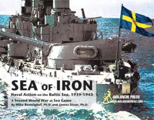 100% Waar Avalanche 2nd World War At Sea Sea Of Iron Box Mint