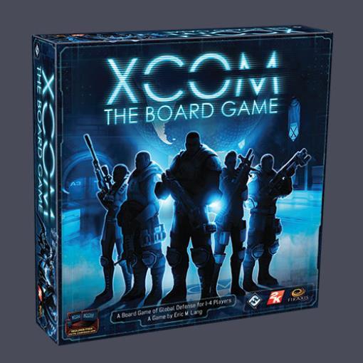 diseños exclusivos Figura de fantasía galería BoardJuego Xcom-el Juego de Tablero Tablero Tablero Caja SW  suministramos lo mejor