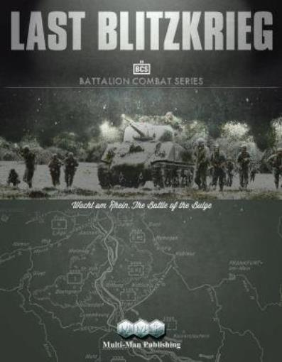 The Gamers Wargame Last Blitzkrieg Box SW