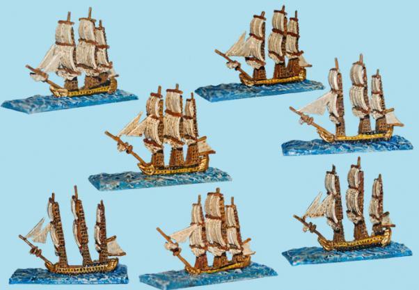Old Glory Age of Sail 1 2400 Trafalgar-British box SW   plus d'ordre