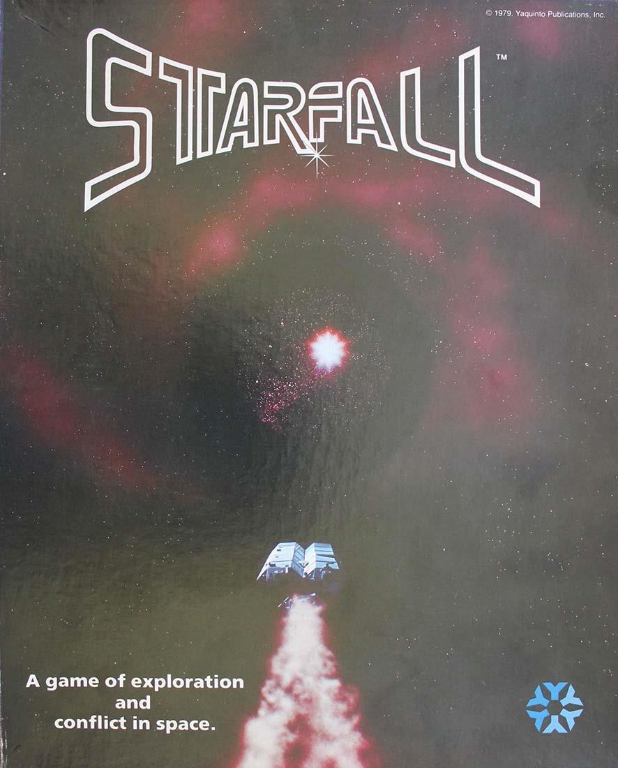 Yaquinto Wargame Starfall Box Fair